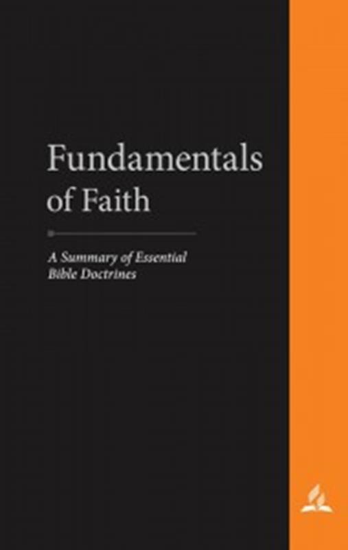 FUNDAMENTALS OF FAITH,NEW BOOK,9780828028356