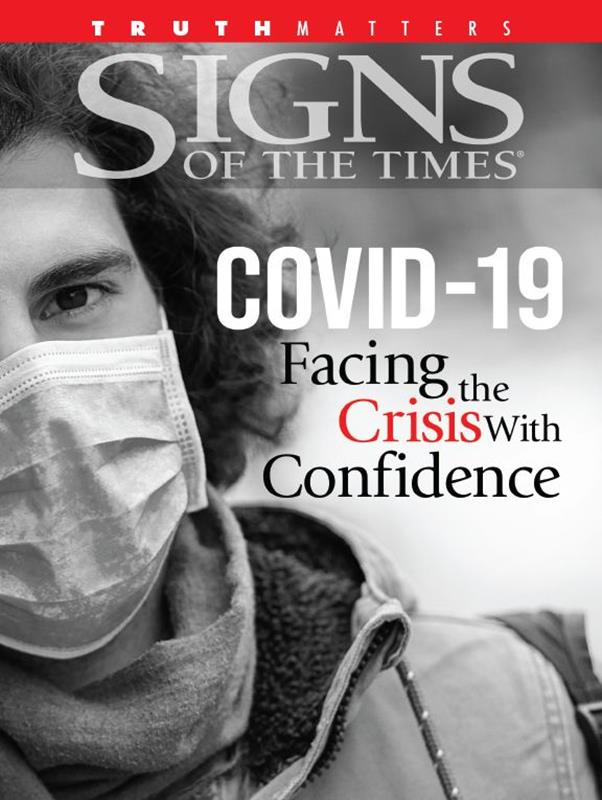 COVID19 FACING THE CRISIS WITH CONFIDENCE SIGNS SPECIAL,TRUTH MATTERS SPECIAL SIGNS,643330048627